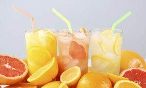 The Goodness of Citrus Fruits