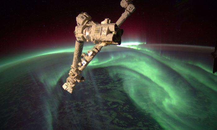 View from the hotel balcony? (NASA's Marshall Space Flight Center, CC BY-NC 2.0)