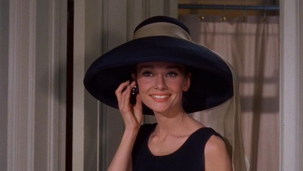 By Trailer screenshot (Breakfast at Tiffany's trailer) [Public domain], via Wikimedia Commons