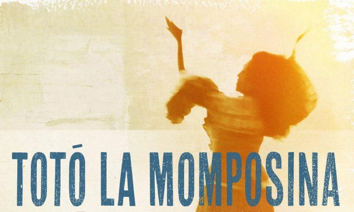 The cover of Totó La Momposina's album  Tambolero