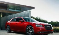 Chrysler 300S Owns the Road