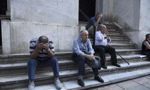Greeks Hit by Closed Banks, Warnings From Eurozone