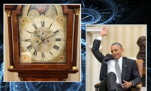 Obama's Clock Stopped When He Heard Senate ACA Decision—Strange, Meaningful Coincidence?