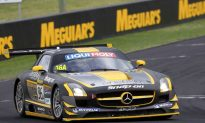 Mercedes Triumphs at Bathurst 12 Hours