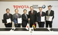 BMW and Toyota Deepen Collaboration