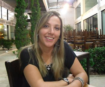 Daniela Giaretta dos Santos, Itatiba, Sao Paulo, Brazil