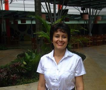 Angela Maria Longas, Antioquia, Colombia