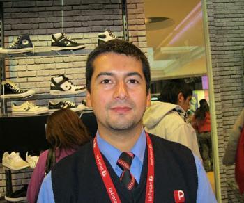 Claudio Pena Diaz, Puerto Montt, Chile