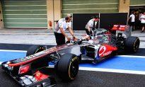 McLaren Prospect Fastest in Abu Dhabi F1 Testing