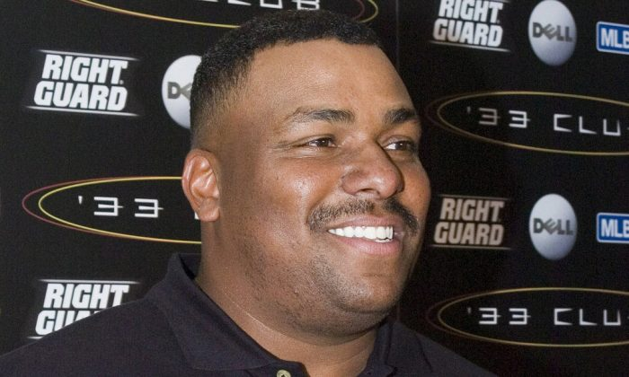 Former Met Bobby Bonilla was once the league's highest paid player back in 1991. Every July 1st he becomes the highest paid ex-player on any team's annual payroll. (Michael Fabus/Getty Images for TK New York, Inc.)