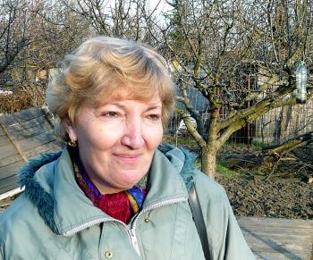 Katarina Kuchynkova, Bratislava, Slovakia