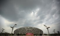 Beijing Accepts $3.9 Billion Olympic Price Tag for Image Building Exercise