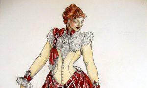 Coming at Costume Design From the Artist's Perspective
