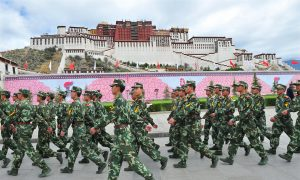 Fall of Top Tibet Official Seen to Implicate China's Former Vice Chair