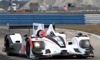 Hondas Top Prototypes, Ferraris Rule GT at American Le Mans Series Winter Test