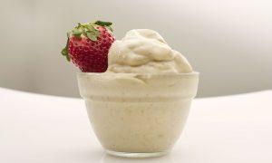 Homemade Vegan Ice Cream That Is Firework Worthy