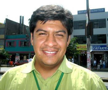 William Pilco, Lima, Peru
