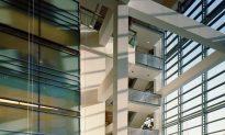Baruch College's Vertical Campus Inspires