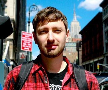 Ivan Pantuyev, Brooklyn, New York, U.S.A.
