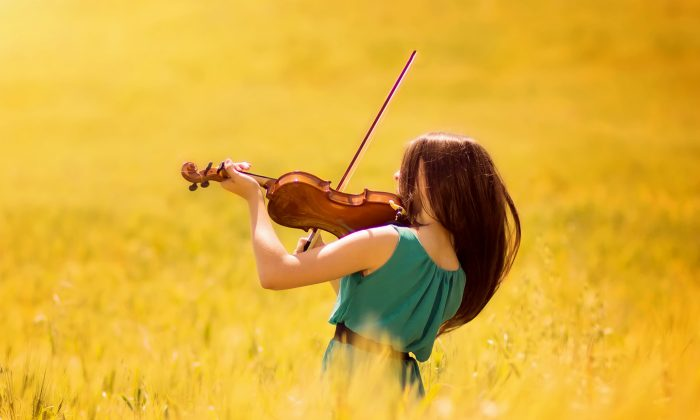The gift of music is one of the best things we can give our children. Music is an integral part of our culture. Music has been everywhere since the beginning of time. (Fotolia)