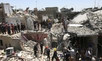 Iraqi Fighter Jet Drops Bomb Over Baghdad, Kills 12 People