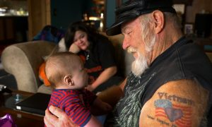 Popcorn and Inspiration: 'Stray Dog' Review: Harley-Davidson Culture Is Therapy for U.S. War Vets