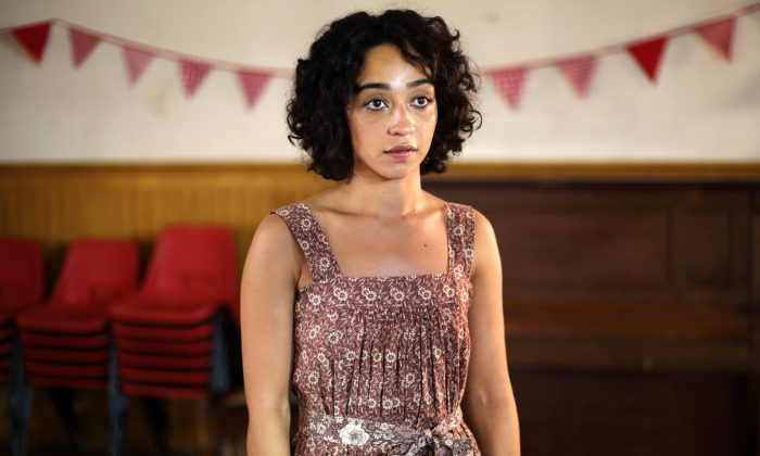Iona (Ruth Negga) at a ceilidh (Organic Marketing)