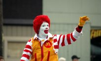Watch Man Who Portrayed Ronald McDonald Dish Advice on Healthy Eating