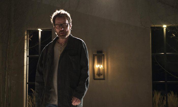 "Bryan Cranston as Walter White in ""Breaking Bad,"" season 5. (Ursula Coyote/AMC via the Associated Press)"