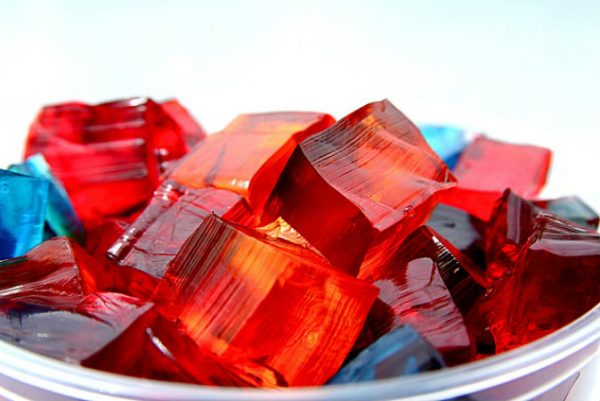 Gelatin: One of many products made from humans? (Steven Depolo/Flickr, CC BY 2.0*)