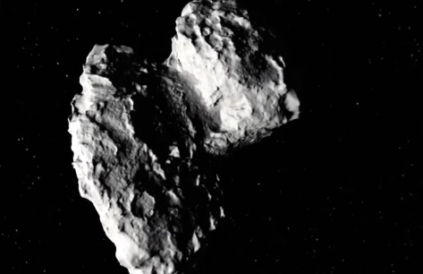 Astronomers Say Comet 67P May be Home to Microbial Life (Video)