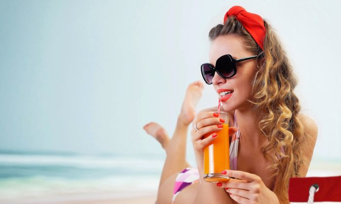 Study authors say you should still eat citrus, but protect yourself well from the sun afterward. (EmiliaU/iStock)