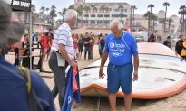 Two New Guinness Surfing Records in Huntington Beach