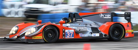 Conquest nearly won at Long Beach and hopes to take its first victory at Monterey. (James Fish/Epoch Times Staff)