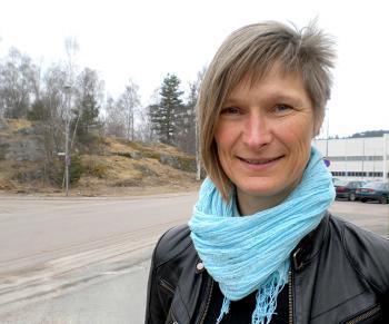 Lisbeth Bronnum Andersen, Nassjo, Sweden