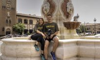 Hungarian Couple Joins Ride2Freedom to Rescue Orphans (Photos)