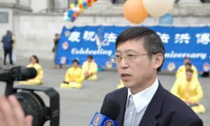 MPs Call For End to Falun Gong Persecution`
