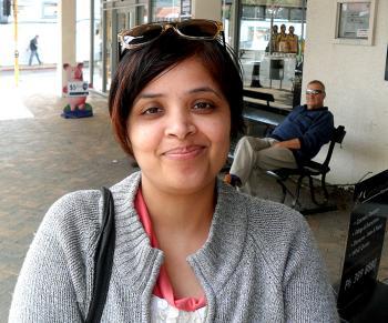 Neetu Kumar, Wellington, New Zealand