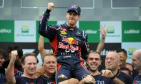 Sebastian Vettel: Youngest Three-Time World Driving Champion