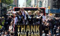 US World Cup Champions in New York Show Our Girls the Sky's the Limit (+ Photos)