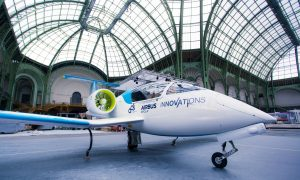 All-Electric Plane Makes English Channel Crossing for First Time