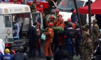 115 Miners Rescued From Flooded Mine in China