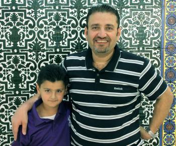 Issa Kayyal, Jordan (living in Dubai)
