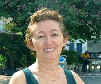 Therezinha Gomes, 60, Retired Educator.