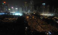 June 4 Memorial Vigil in Hong Kong Draws 150,000