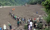 Mudslide in Southwest China, At Least 60 Dead