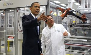 Solyndra Bankrupted by Chinese Regime's Trade Policies