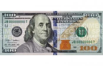 $100 Bill Printing Error Makes 1 Billion Bills Unusable: Report