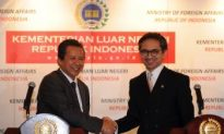 Relations Meeting Confirmed for Indonesia, Malaysia