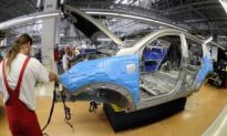 Car Production Declines After Recovery